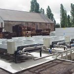 circuit de refroidissement pour fonderie