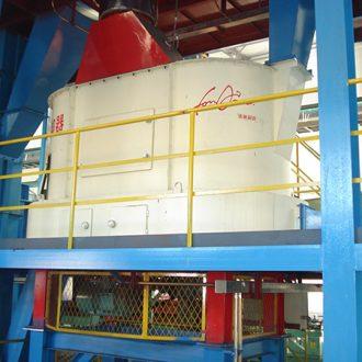 integration du refroidisseur de sable de fonderie RFD Scoval