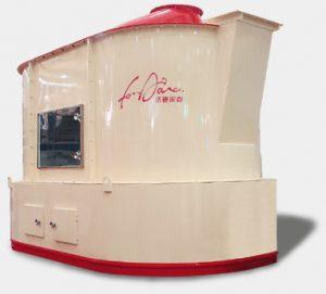 refroidisseur de sable de fonderie RFD